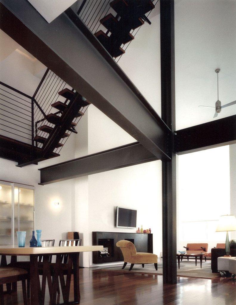 Duplex: Village Loft