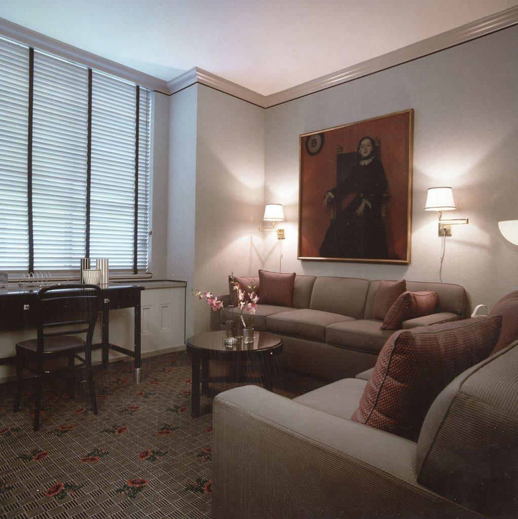 Apartment: 200 E. 65th St.